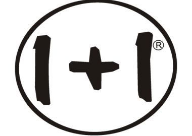 logo 1+1